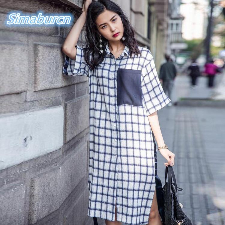 Resultado de imagem para vestido xadrez azul como usar