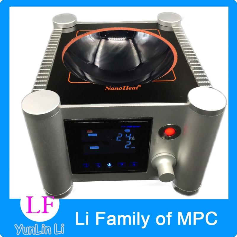 2000ml Semi-Circular Magnetic Stir Welding Sets of Microcrystalline Ceramic Heating Uniform
