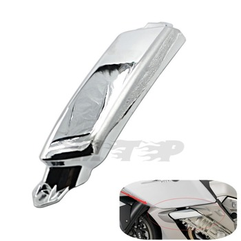 Motorcycle ABS Engine Water Coolant Tank Pipe Cover Protector For BMW K1600GTL K 1600 GTL K 1600GTL Chrome Plating