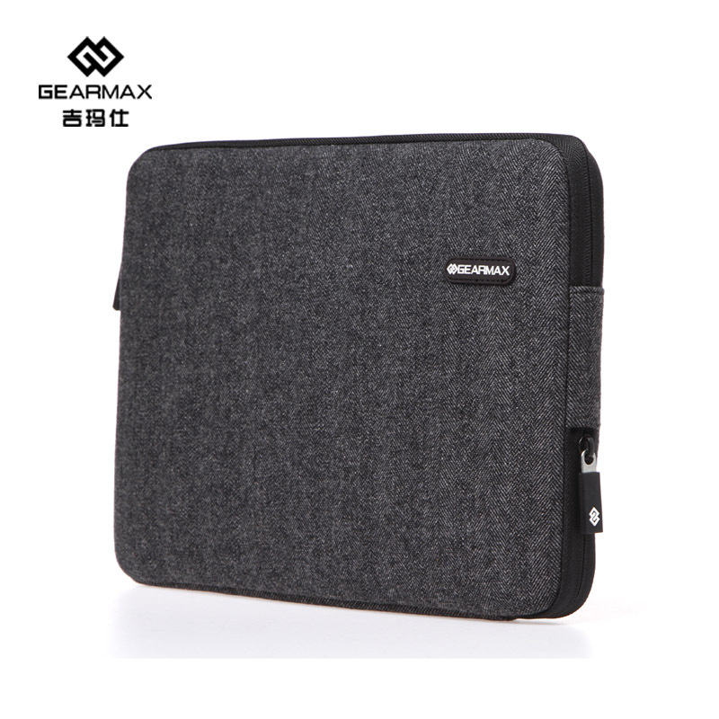 black felt for macbook.