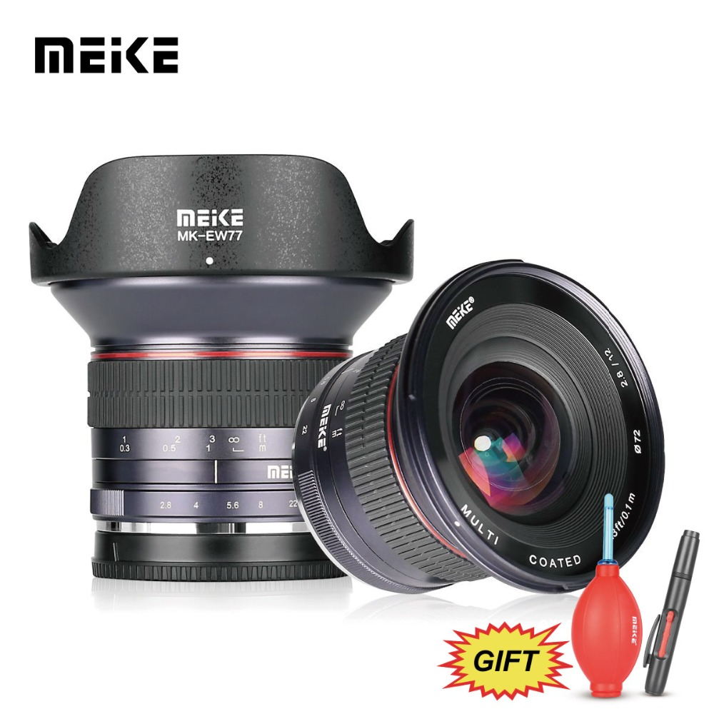 MEKE Meike 12mm f2.8 Ultra Wide Angle Fixed Lens for Olympus Micro 4/3 EM10 Mark ii/EM5/EM1/EP5/EPL3 and Panasonic Lumix G7+Gif hight quality morse taper shank drill chucks set cnc lathe drill chuck 5 to 20mm b22 with no 3 morse taper mt3 with key