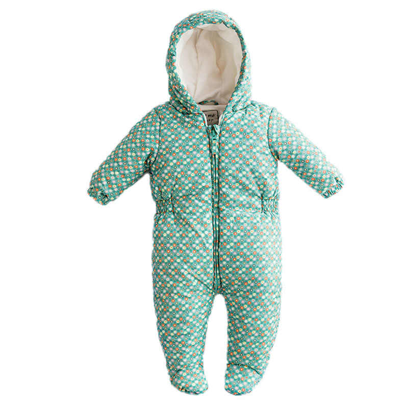 59915443d Detail Feedback Questions about Baby Snowsuits Cotton Hooded ...