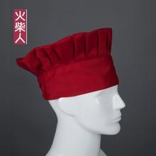 Women Chef Uniform Chef Uniform Top Fashion Direct Selling Cotton Men Accessories Broadcloth Cook 2016 Classic Colour Hat