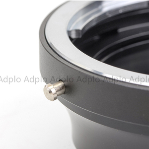 Image 4 - Bộ chuyển đổi ống kính làm việc cho pextax 645 Canon EOS 5D Mark III 5D Mark II 1Ds Mark [IV/III/II/I