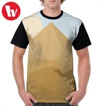 Hump T Shirt Dromedary Deity T-Shirt Man 6xl Graphic Tee 100 Percent Polyester Fun Short Sleeves Print Casual Tshirt