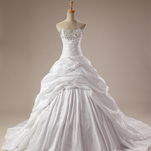 sceamout Custom Made Bride Dresses Mermaid Wedding Dresses