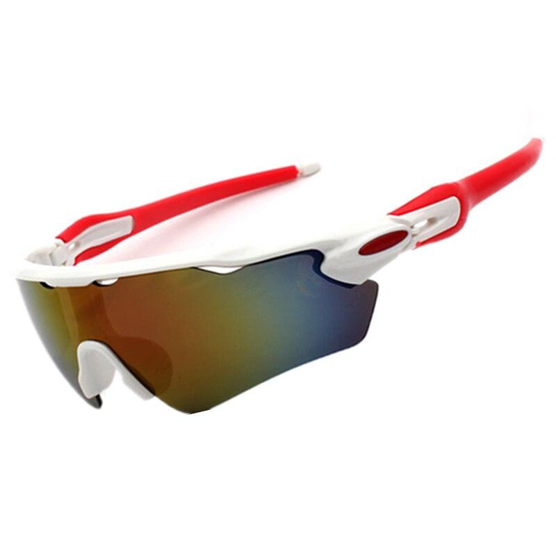 UV400 Cycling Sunglasses Sports Eyewear Mountain Bike Goggles Women Men Eyewear Riding Bike Glasses MTB Glasses