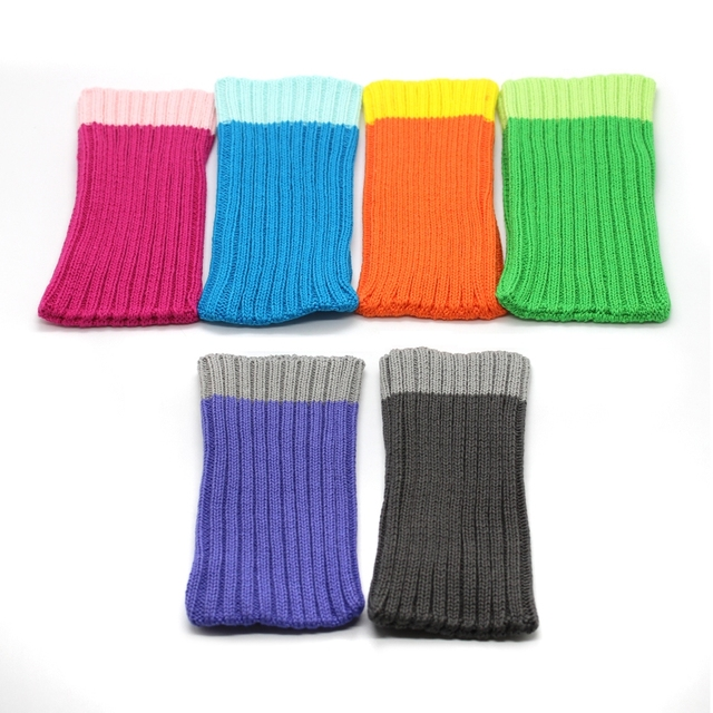 Wholesale Colorful 4.7inch  Handcraft Pouch Bag for iPhone 8 7 6 Sheeve Sock Pouch Case