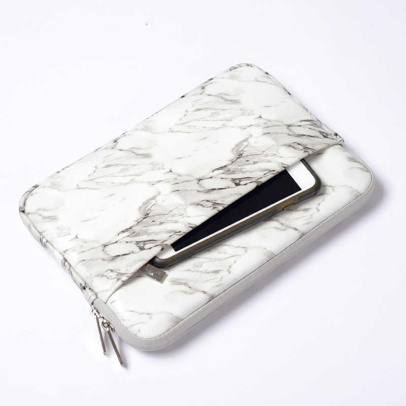 White Marble Cover for iPad 9.7 Pro 11 2018 Case Shockproof Tablet Sleeve Bag for iPad Air 2/1 Pro 10.5 Mini 4 Capa Para+Stylus