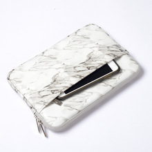 White Marble Cover for iPad 9.7 Pro 11 2018 Case Shockproof Tablet Sleeve Bag Air 2/1 10.5 Mini 4 Capa Para+Stylus