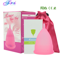 Menstrual cup 100% Medical Grade silicone Cup copa menstrual Feminine hygiene reusable good than pads Lady