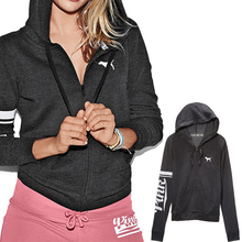 VS Secret Love Pink Women Hoodies Sweatshirt Tumblr Ariana Grande Christmas Bts Kpop Vogue Pullover Moletom Oversized Clothes