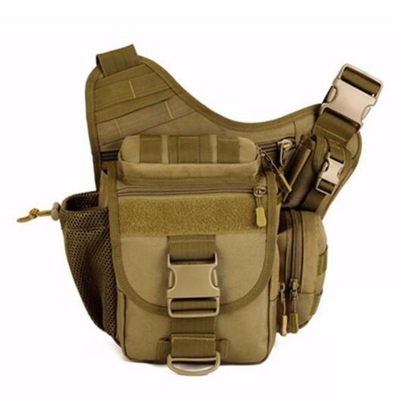 Super-Nylon-Satteltaschen aus SLR, Umhängetasche Gürteltasche, Freizeitbeutel Abnutzungsbeständige Reisetasche für zwei Personen. Herrentaschen