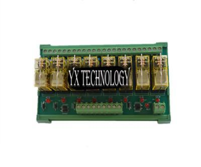 8 relay module module control panel driver board amplifier board output board RJ1V-C-D24