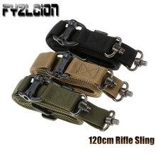 Tactical Hunting Gun Sling Multi Mission Rifle Quick Detach QD Swivel Adjustable Belt Strap