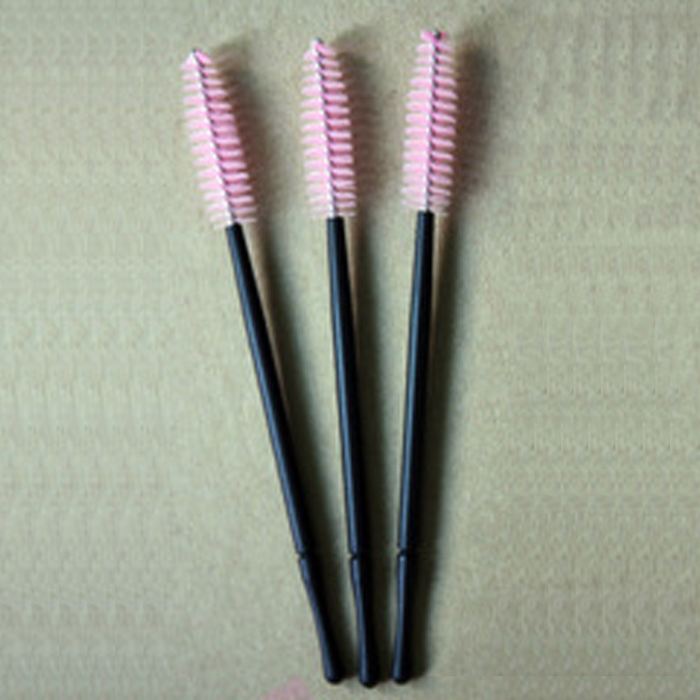 50pcs pack disposable eyelash brush mascara wands for Mascara with comb wand