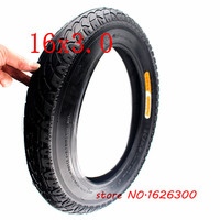 High quality CST tire 16 inch folding BIKE BMX bicycle tires 16X3.0 tyres 16*3.0Electric cycle or children bike tyre
