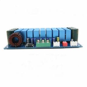 Image 4 - 50W * 4 TDA7850 רכב 4 ערוצים 12V גדול כוח ACC אודיו דיגיטלי מגבר לוח