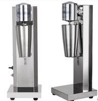 Multifunction Milkshaker Stainless Steel Milkshake Bubble Tea Stirring Machine Drink Milk Foam Mixer Blender Smoothie Maker