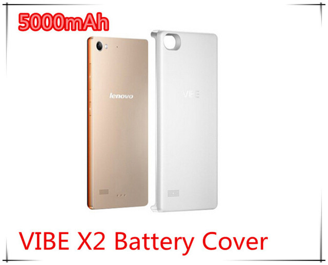 on sale 59d12 3683e US $49.97 |New 5000mAh lenovo vibe x2 Back Battery Cover Case Power Case  Back housing with Power bank Extend Battery Freeshipping-in Battery Charger  ...