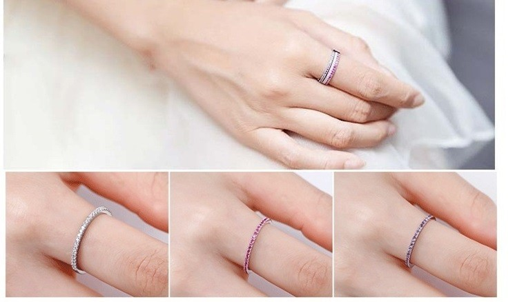 Wedding Rings for Women Mystique Girls Purple Red Charms Ring Female Cool Jewelry Anillos Anel Sale Bijoux Femme Wholesale J029 15