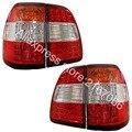 Luzes da cauda LEVOU SET 4 pcs encaixa Toyota LAND CRUISER 100 2005 2006 2007 Lâmpadas LEFT & RIGHT + Cauda Traseira do Tronco luzes Par
