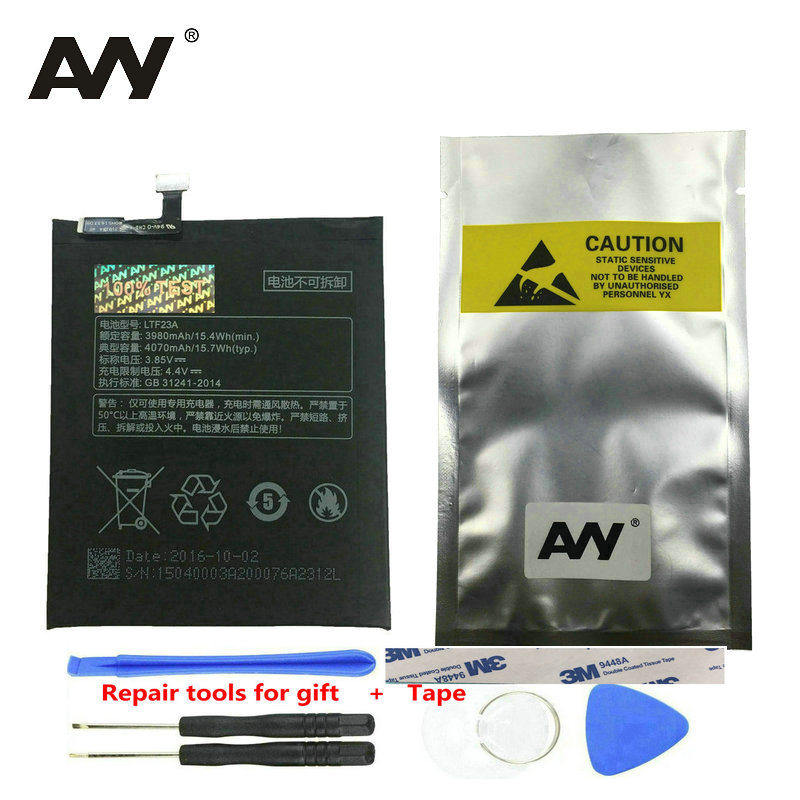 AVY LTF23A <font><b>Battery</b></font> For Letv Pro3 X720 <font><b>X722</b></font> X728 Typ Mobile phone Rechargeable Replacement Li-polymer <font><b>Batteries</b></font> image