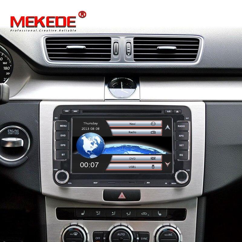Lecteur DVD de voiture avec GPS Navitel pour VW Volkswagen/SEAT SKODA/golf 6 passat b6 passat b7 passat cc son de Navigation GPS de voiture