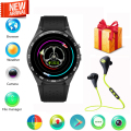 Femperna kw88 android 5.1 reloj teléfono bluethooth 4.0 mtk6580 quad Core 1.39 GHz GPS 3G WiFi Nano SIM Smartwatch con 2.0MP cámara