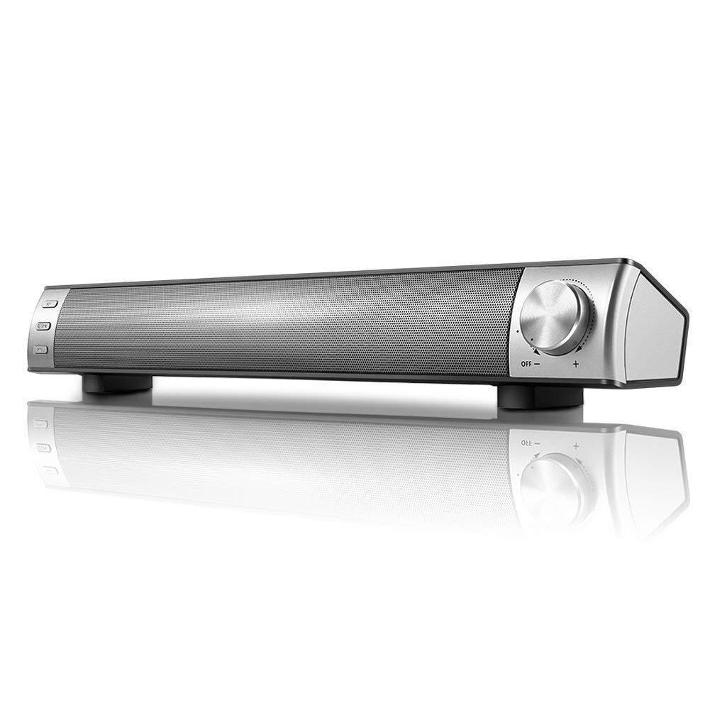 Lautsprecher Bass 4 Subwoofer Sound Bar Wireless Bluetooth Lautsprecher Für Tv Handy Tablet Schießen Gut FüR Antipyretika Und Hals-Schnuller