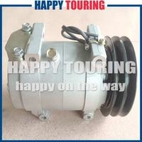 SP15 Car Air Conditioning Compressor AC Compressor for ISUZU TRUCK 24V 740121
