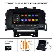 Android 5.1 Quad Core OPEL ASTRA J 2010-2012 için ARABA DVD Player ARABA STEREO + 1024X600 HD EKRAN WIFI/3G + DSP + RDS + 16 GB flaş