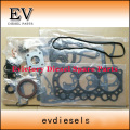 For Mitsubishi genset engine L3E cylinder head gasket kit /full gasket kit