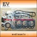Para grupo electrógeno mitsubishi l3e motor junta de culata kit/kit de junta completa