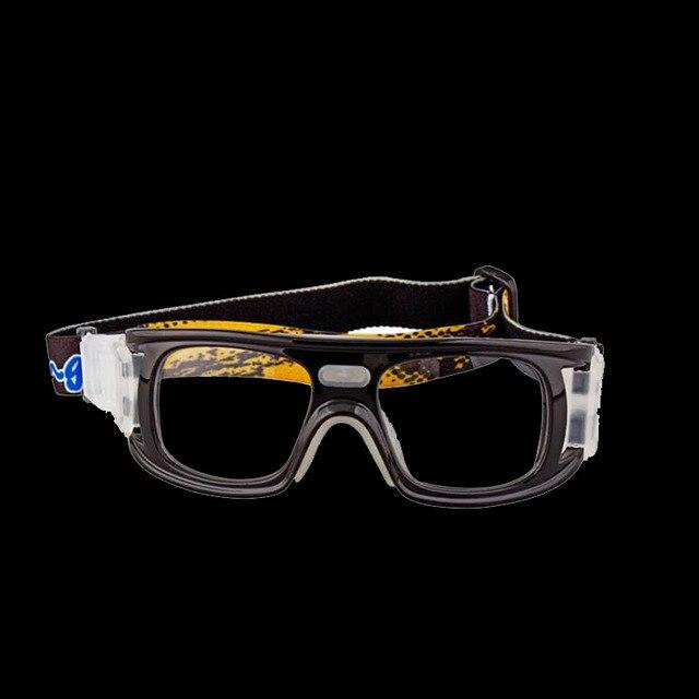 11b5cbd64b0 Sports Basketball football Glasses men Prescription eye protective goggles  tennis soccer eyewear myopia frame XA167