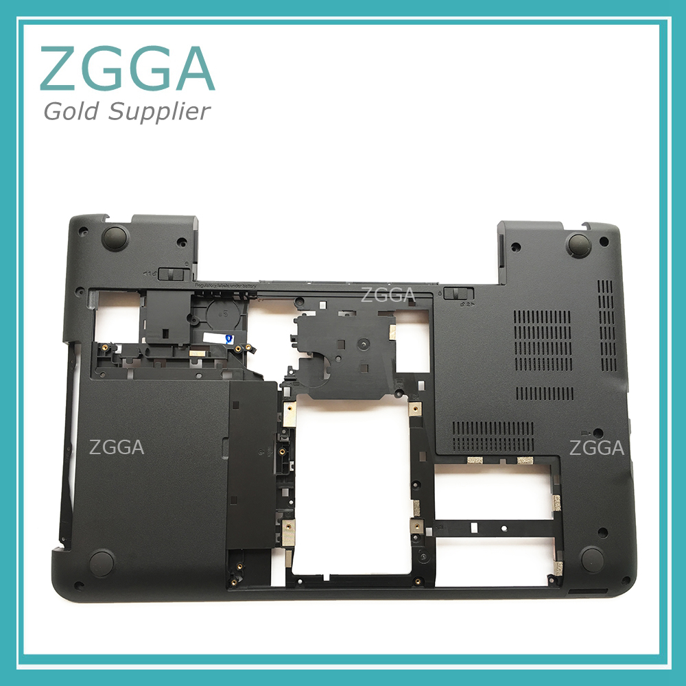 New Laptop Lower Shell for <font><b>Lenovo</b></font> <font><b>ThinkPad</b></font> <font><b>E550</b></font> E555 E550C Replace Bottom Case Base Cover 00HN623 00HN624 AP0TS000L00 image