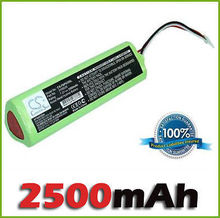 Gran Batería al por mayor Para Fluke Ti-10, Ti-20, Ti20-RBP, Ti-25 (p/n 3105035) 2500 mAh