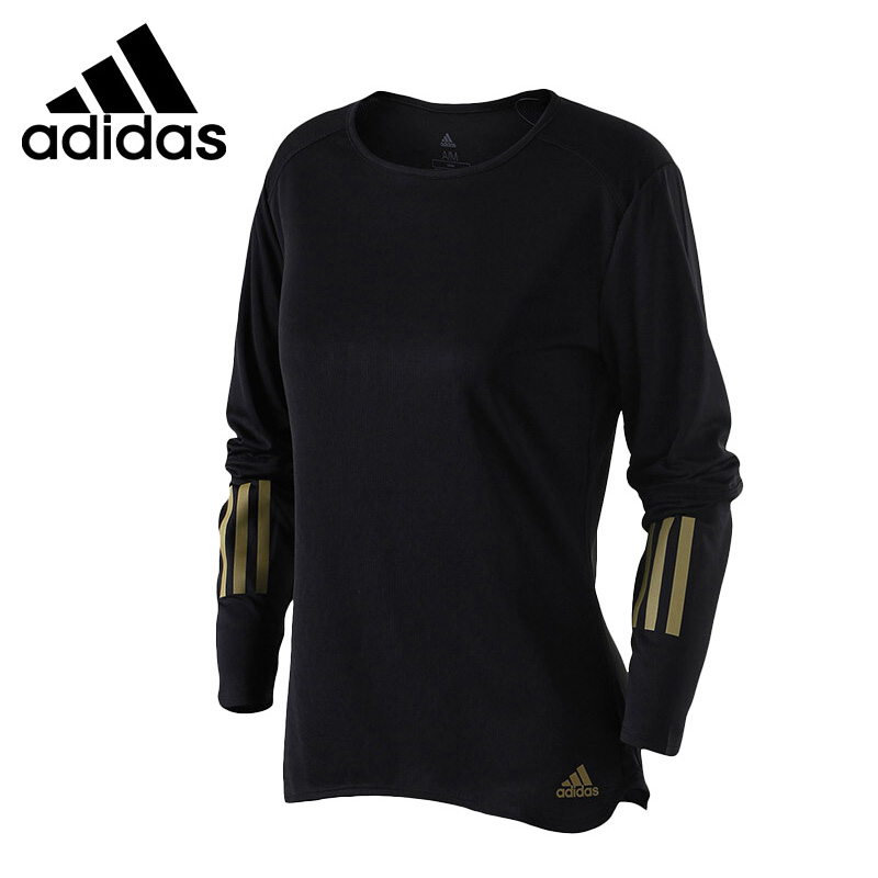 Original New Arrival 2018 Adidas RS LS TEE W Women's T-shirts Long sleeve Sportswear asics джемпер ls city tee