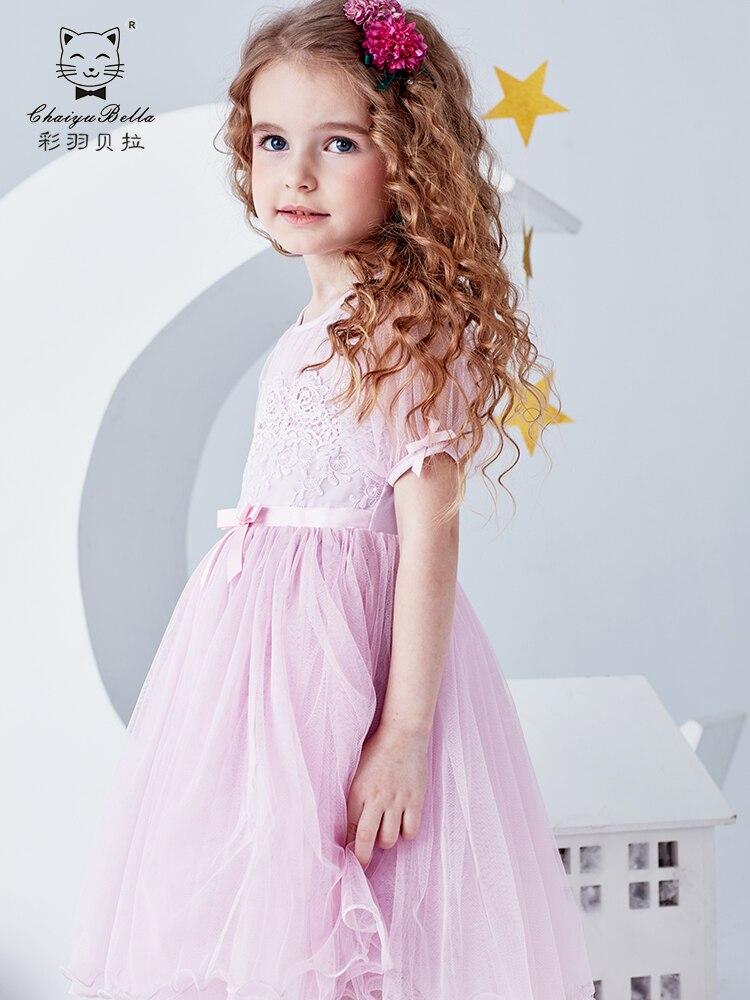 5 6 7 8 9 10 ans robe de filles Halloween Cosplay belle au bois dormant robes de princesse Costume de noël fête enfants vêtements pour enfants