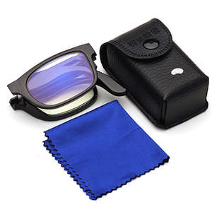Reading-Glasses Magnifiers Presbyopic Ultralight Collapsible Portable 250/300/350/400-degree