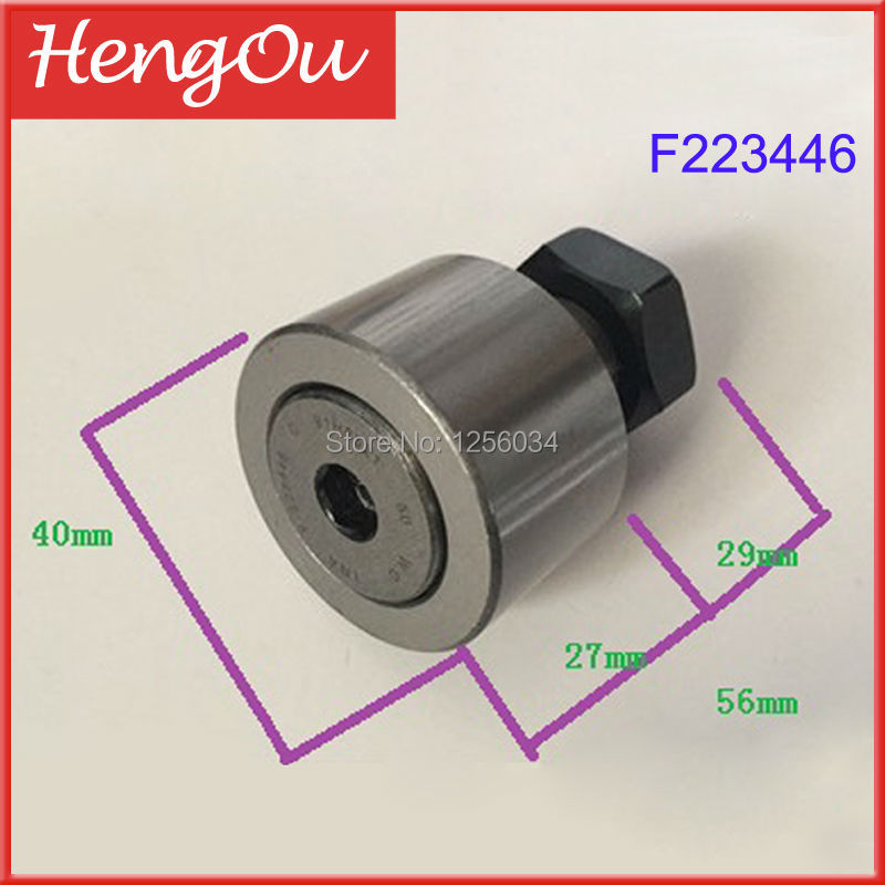 1 pieces roland machine 700 cam follower F-223446, roland 700 printing machinery parts bearing F223446