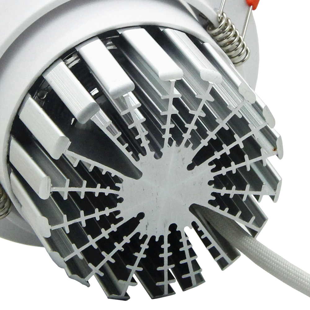 Downlights recesso downlight dimmable 6 w Light Source : Led Bulbs