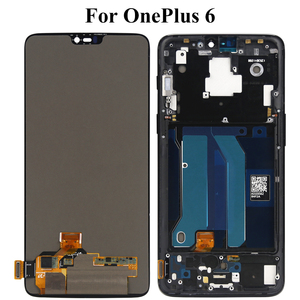 Image 3 - For Oneplus 6 Six LCD Display With Touch Screen Assembly Replacement With Frame For Oneplus 6 Six LCD 1+ With Tools