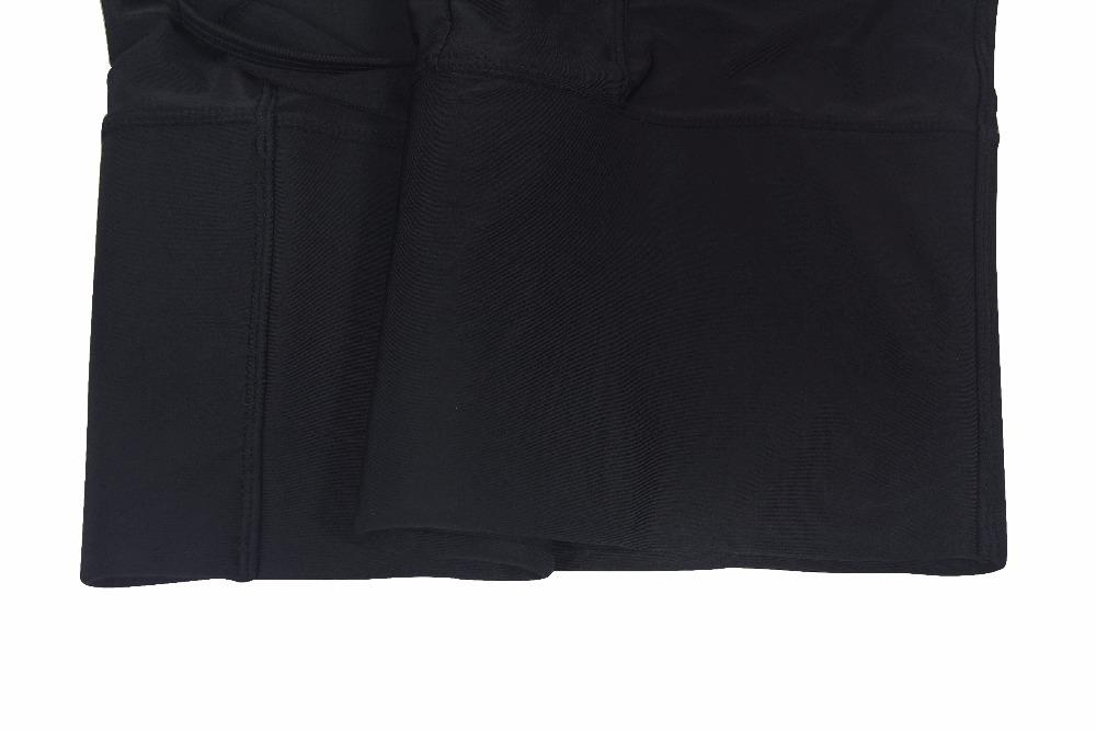 Mens Underwear High Waist Body Shaper Slimming Fit Tummy Control Waist Trainer Tight Pants Shapewear Hot Bottom Bandage Panties (6)