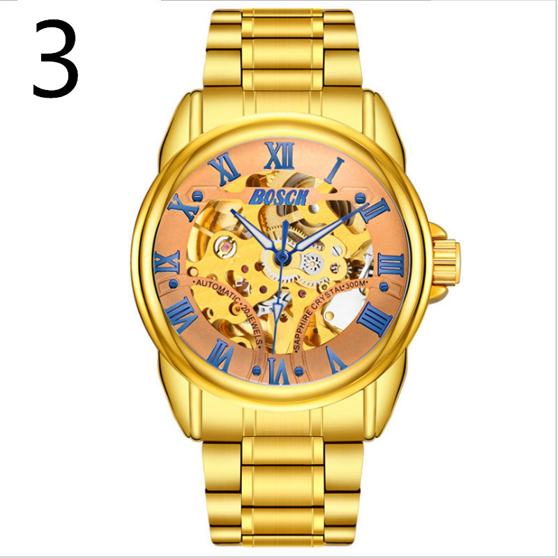 Luxury mens leisure business quartz watch..38Luxury mens leisure business quartz watch..38