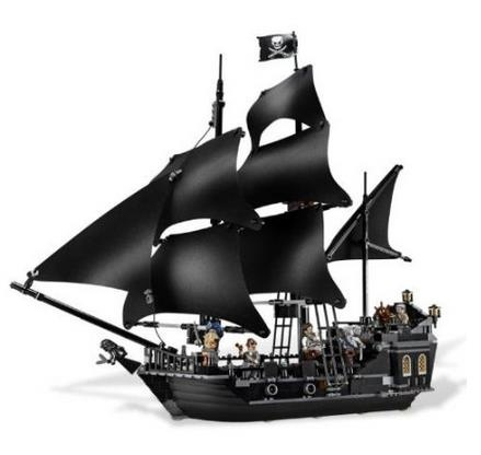 Lepin 16006 Pirates of the Caribbean The Black Pearl Model set Building Blocks Kits Funny Bricks Educational Toys For Boys Gifts 804pcs pirate series pirates of the caribbean 16006 black pearl model building blocks sets bricks toys compatible with lego