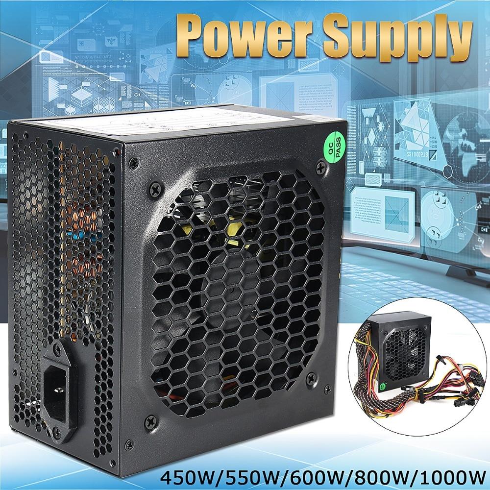 450 Watt PC Power Supply for HP Bestec ATX-250-12E ATX-300-12E PSU Sata NEW High Quality computer Power Supply For BTC ht 12e ht12d ht12e sop 20
