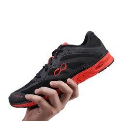 Xiaomi Mijia inteligentne buty do biegania 21 k inteligentny chip tłumienie światła oddychająca inteligentny na świeżym powietrzu buty sportowe dla człowieka kobieta 4