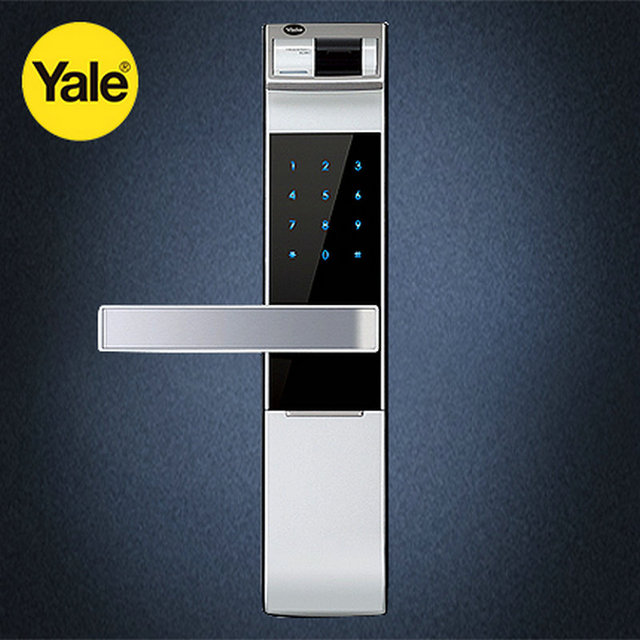 YALE Digital Door Lock/ Fingerprint Door Lock-YDM 4109(fingerprint+password+ & YALE Digital Door Lock/ Fingerprint Door Lock YDM 4109(fingerprint+ ...