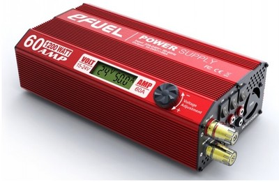 eFUEL 1200W switching DC Power Supply 200 240V AC to 15 24V DC up to 60